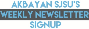 Weekly Newsletter Signup Banner